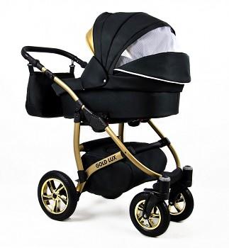 Kočárek Baby Lux Gold Lux v provedení 02