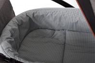 Kočárek Euro-Cart Passo Pro v provedení Anthracite