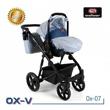 Kočárek Adbor OX-V v barevném provedení Ox-7