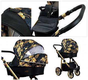 Kočárek Baby Merc Bebello Limited 187 2019