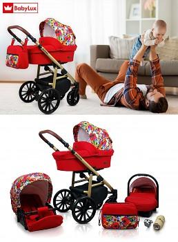 Kočárek Baby Merc Faster 2 Style 01