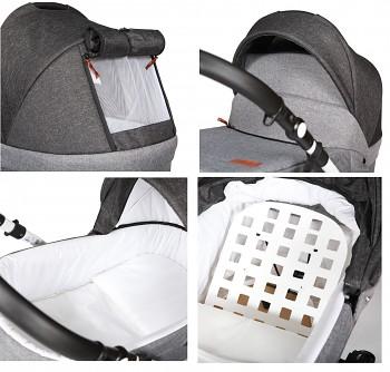 Kočárek Baby Merc Q9 Plus v provedení 177C