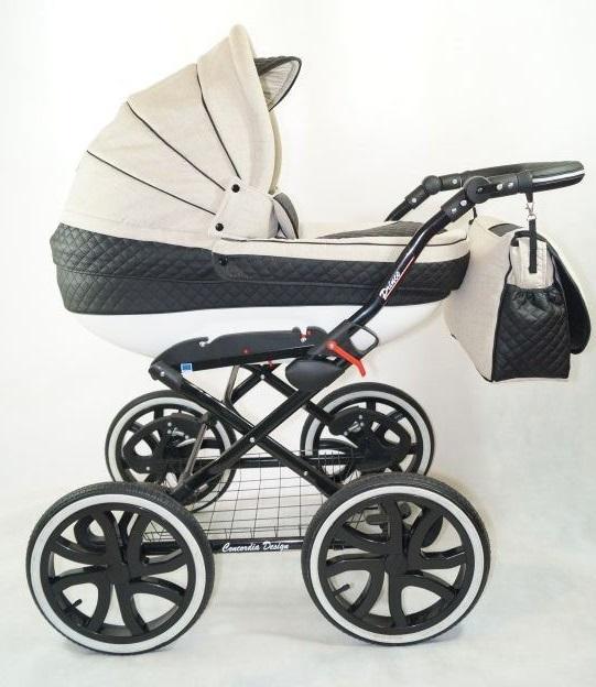 kočárky Concordia Design Scarlett Retro