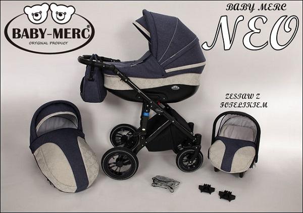 kočárky Baby Merc Neo