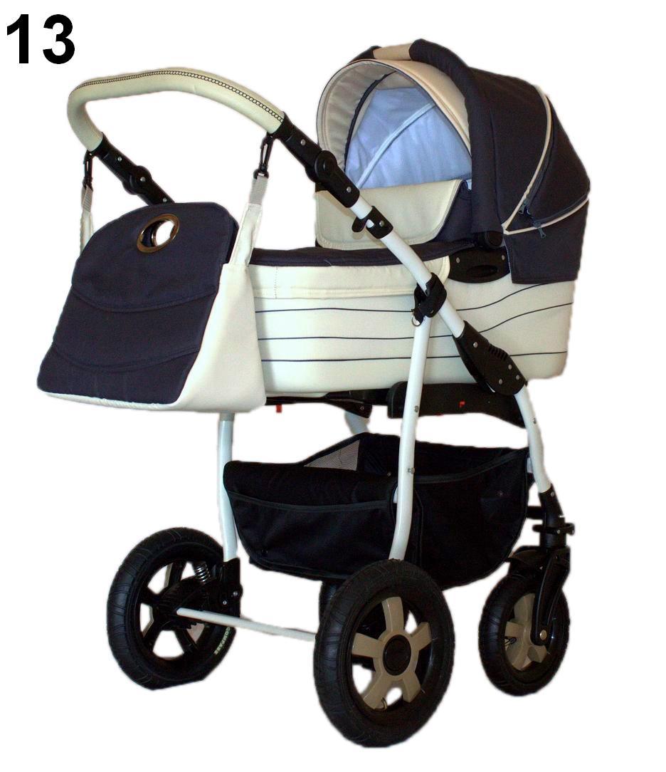 kočárky Baby World Prado Lux