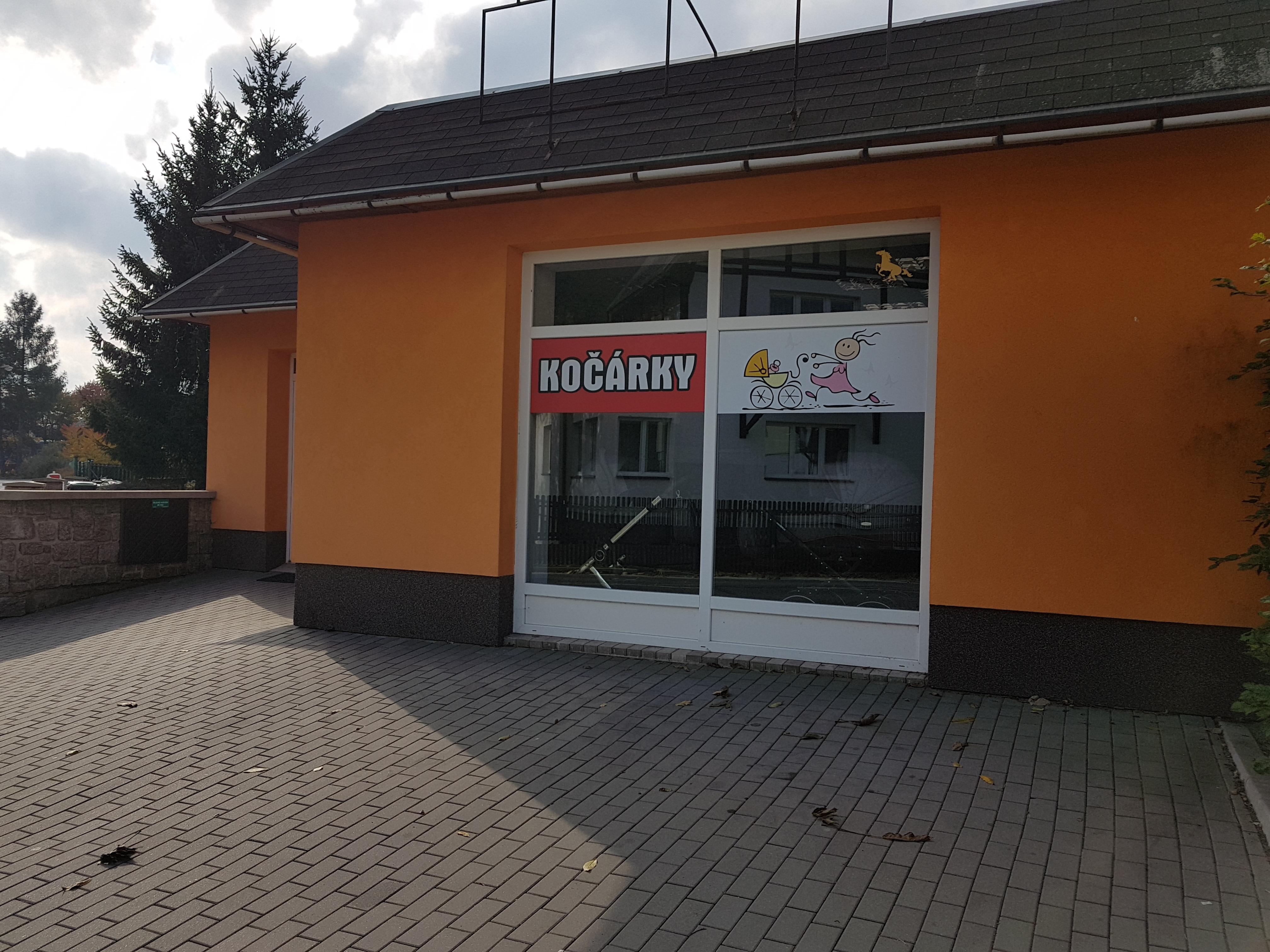 kočárky Kifik.cz Jablonec nad Nisou