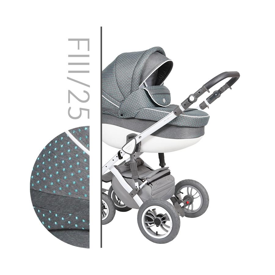 kočárky Baby Merc Faster 3 Style
