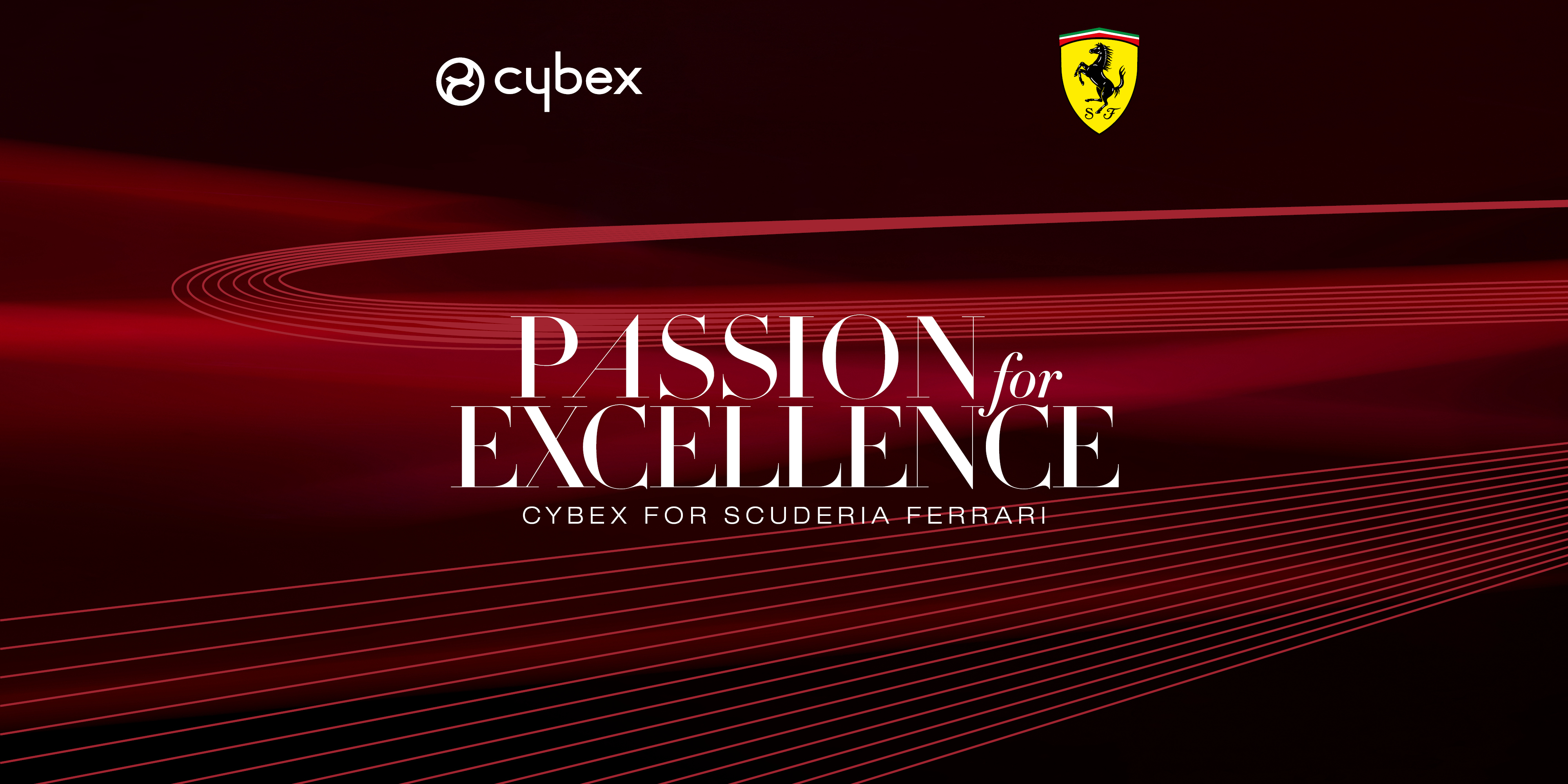 kočárky Cybex Balios S Ferrari Colection