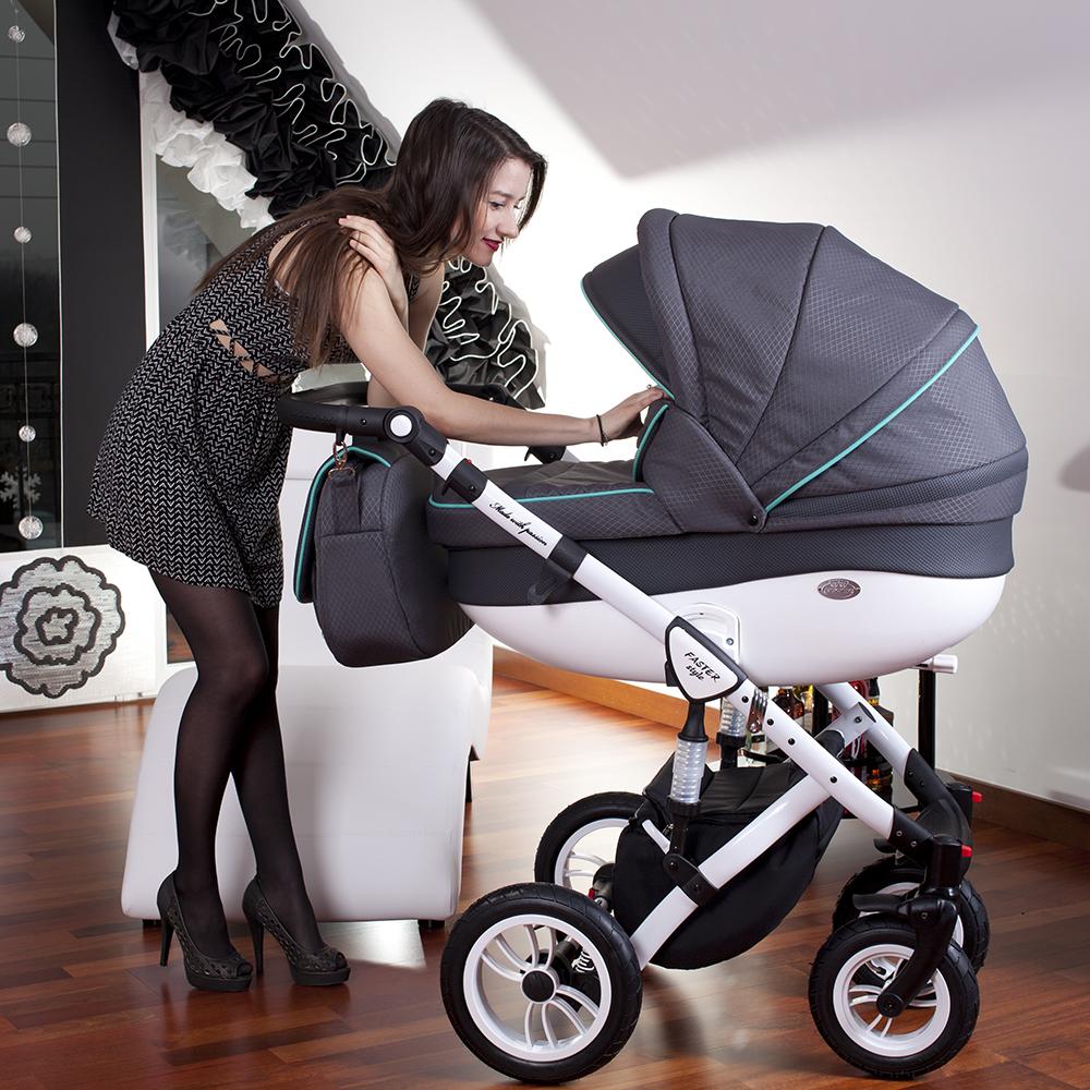 kočárky Baby Merc Faster 2 Style