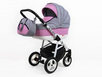 BabyLux Alu Way Light Pink