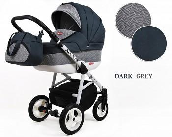 BabyLux Alu Way Dark Grey