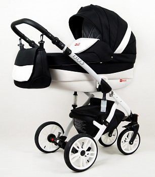BabyLux Lilly Carbon