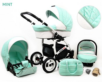 BabyLux White Lux Mint