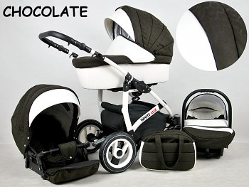 BabyLux White Lux Chocolate