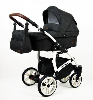 BabyLux Optimal White Black Flex