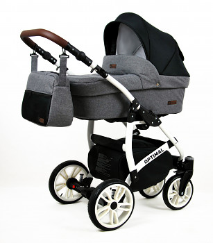 BabyLux Optimal Grey Flex Black