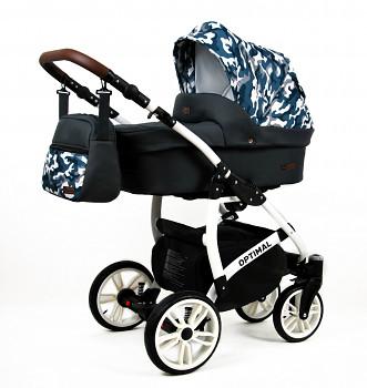 BabyLux Optimal Grey Moro