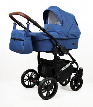 BabyLux Optimal Black Blue Flex