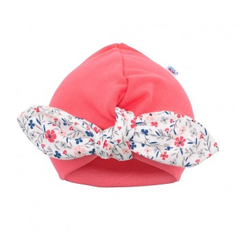 Dívčí čepička turban New Baby For Girls
