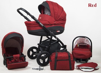 BabyLux Axel Red