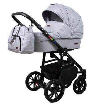 BabyLux Colorlux Black Silver Flex