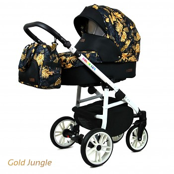 BabyLux Colorlux White Gold Jungle