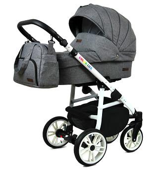BabyLux Colorlux White Grey Flex