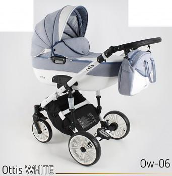 Adbor Ottis White 06