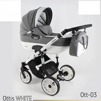 Adbor Ottis White Ott03